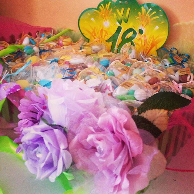 Rendi speciale la tua festa dei 18 anni crispo for Tavolo 18 anni ragazzo