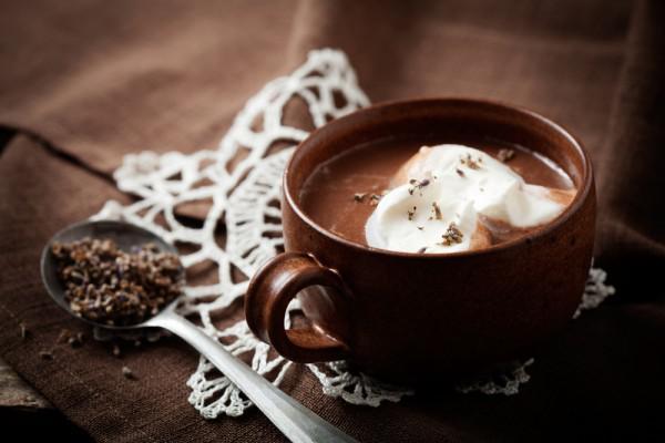 ricetta cioccolata calda al caffè