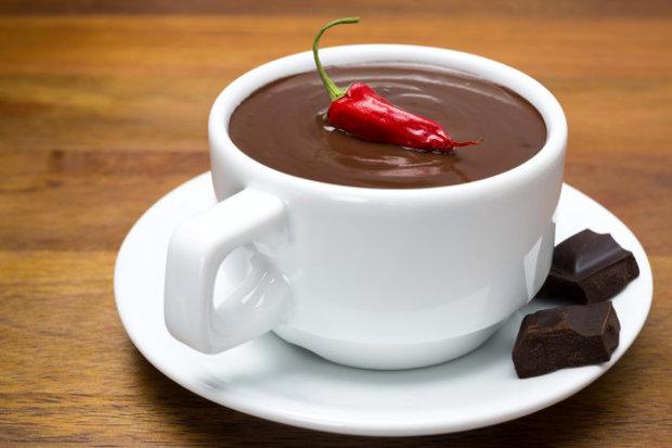 cioccolata la peperoncino