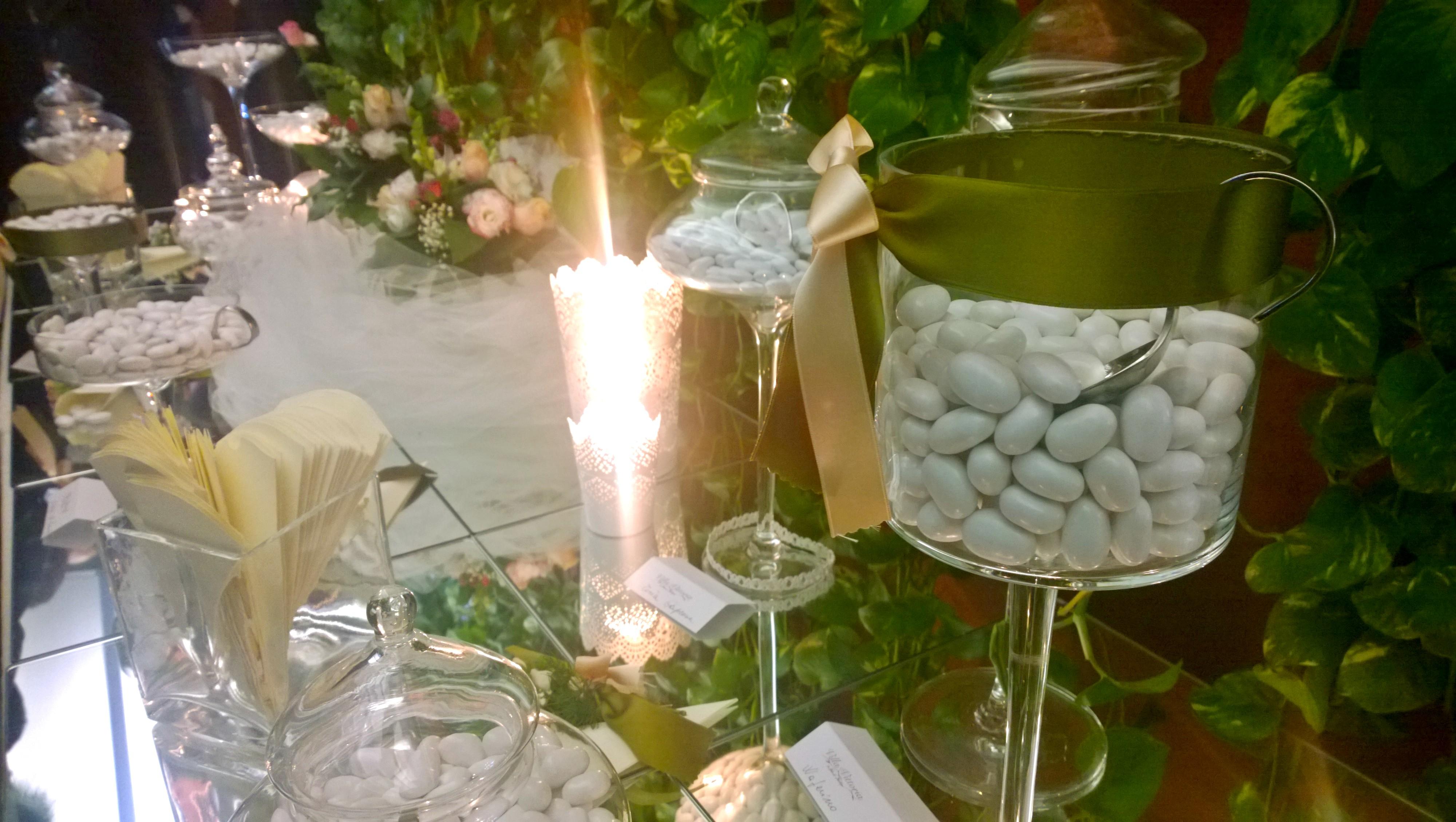 Crispo confetti blog - Confettata matrimonio a casa ...