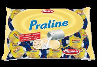 Praline Crema Latte e Cereali 1kg