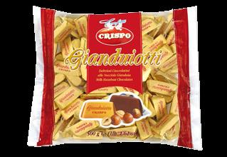 Gianduiotti Crispo 500g