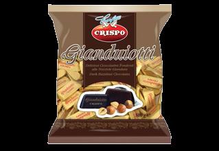 Gianduiotti Crispo fondente 500g