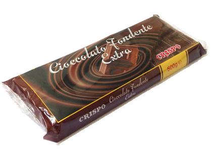 Cioccolato Fondente Extra 500g  50bcd8997516