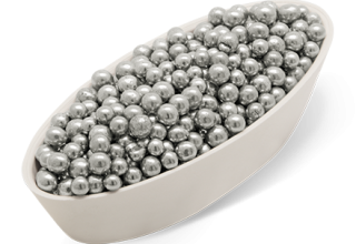 Confetti Sferici argento