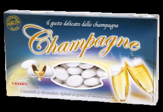 Confetti ripieni al gusto champagne