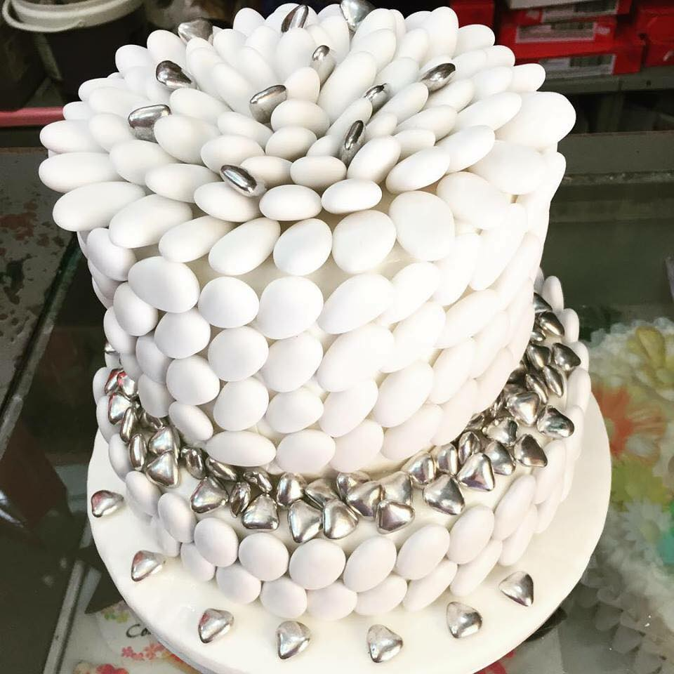 Super Per il tuo anniversario di matrimonio scegli una torta decorata  HW39