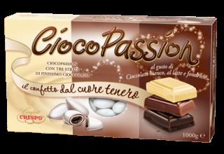 Confetti Crispo triplo cioccolato