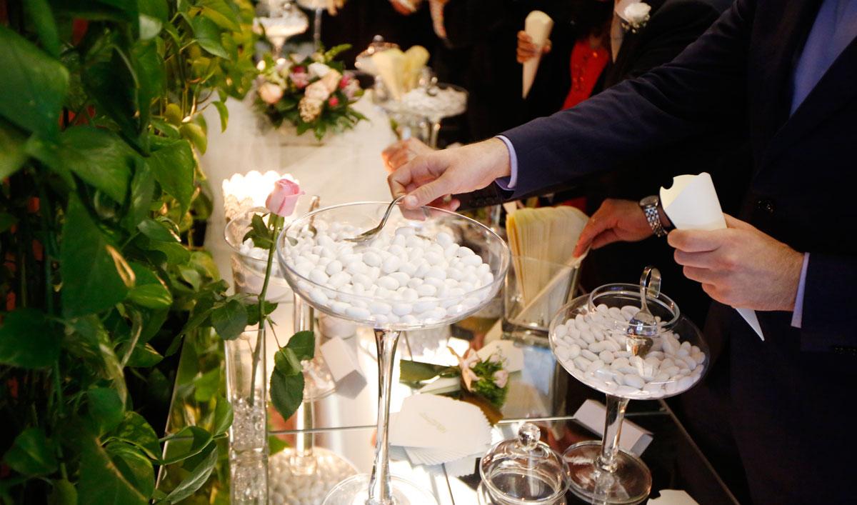 La confettata del matrimonio: il tuo ricordo più dolce!