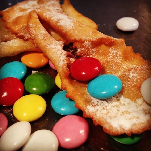 Carnevale: dolci sapori della festa più colorata dell'anno