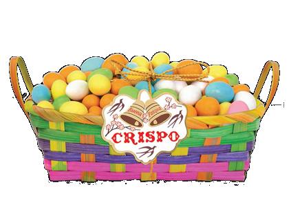 Organizza una divertente caccia al tesoro con gli Ovetti di Pasqua Crispo
