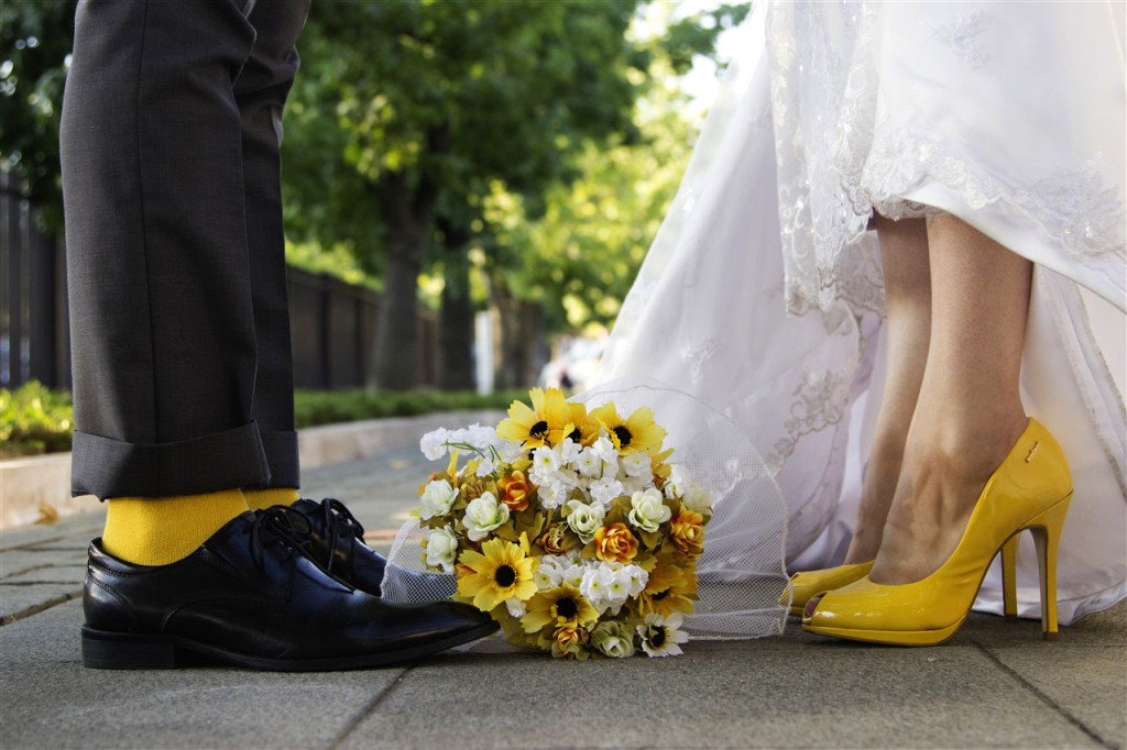 Matrimonio In Giallo : Matrimonio crispo