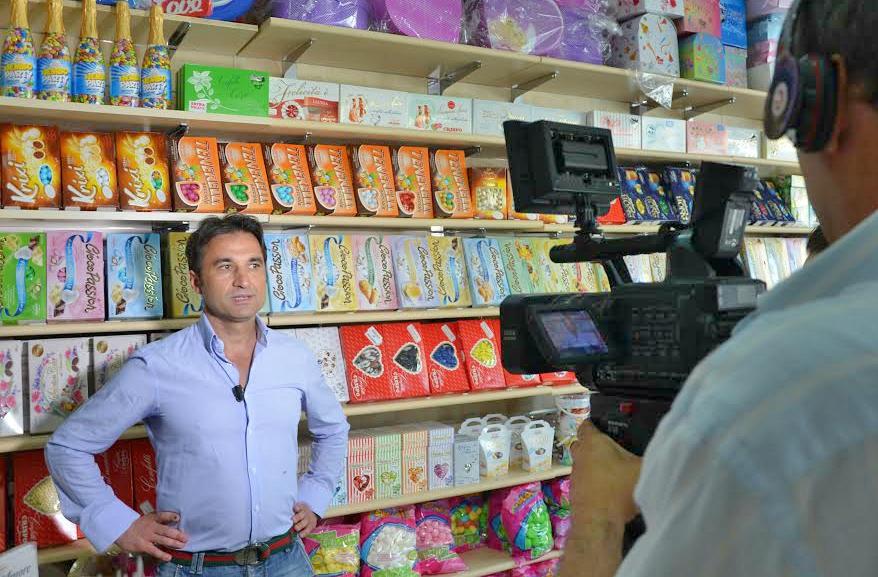 Intervista a Paolo Caro, rivenditore autorizzato Confetti Crispo di San Marcellino (CE)
