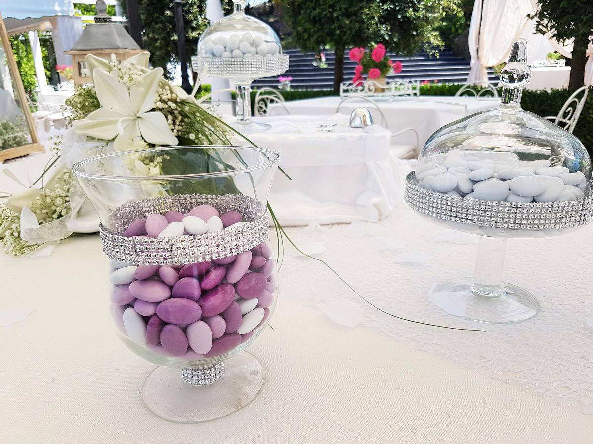 Confettata lilla: rendi unico e dolcissimo il tuo evento con Confetti Crispo