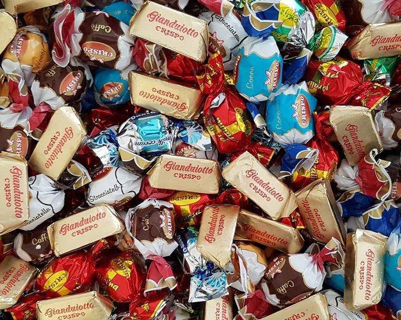 Calza della Befana: tutte le novità del catalogo cioccolato Confetti Crispo