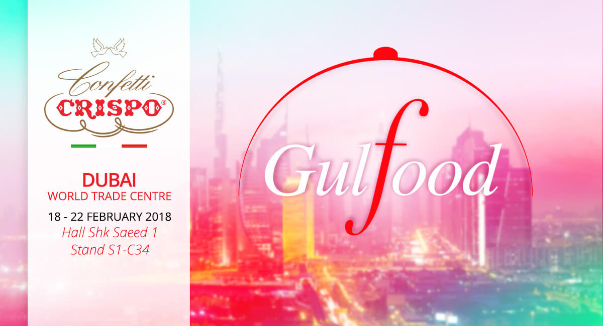 Gulfood Festival: Confetti Crispo arrives in Dubai