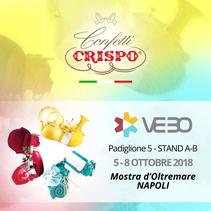 Confetti Crispo for Vebo 2018