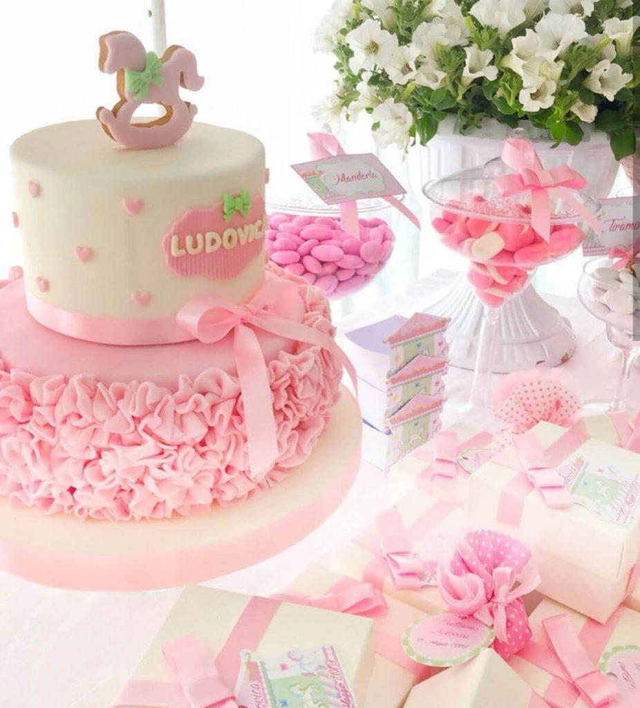 confettata rosa tema