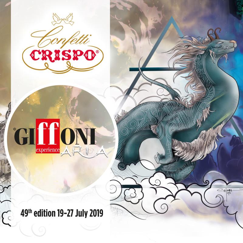 Confetti Crispo al Giffoni Film Festival 2019
