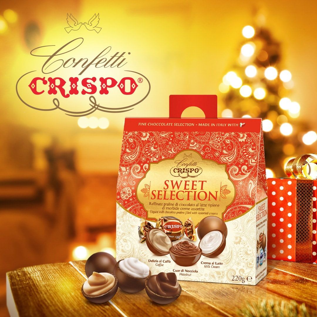 Regalare una scatola di cioccolatini