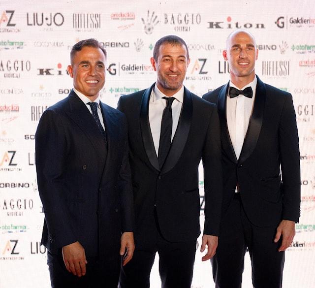 """Confetti Crispo al Galà Charity Night per l'iniziativa """"Un'ambulanza per la vita"""""""