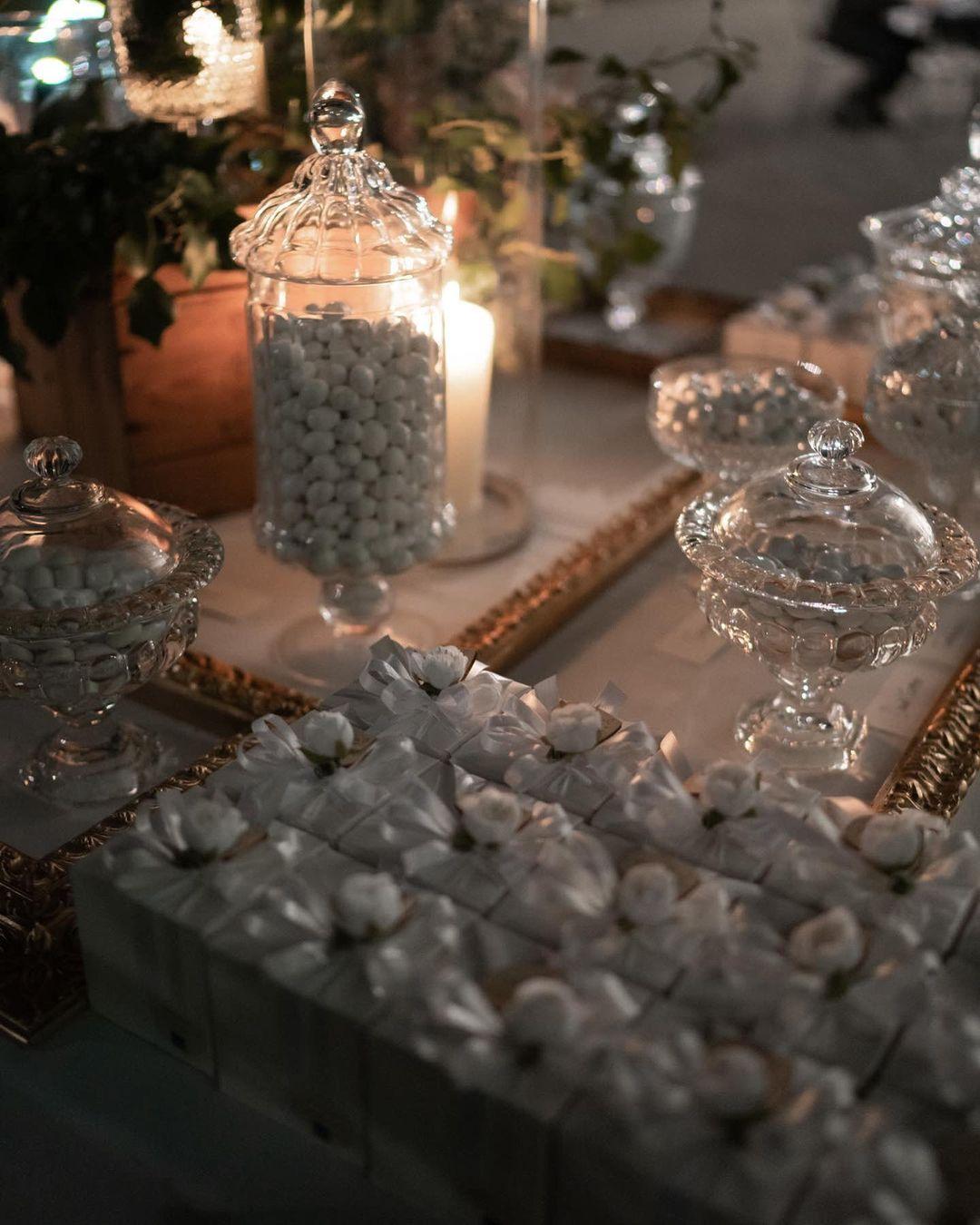 Confetti Crispo per Catherine Poulain